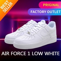 NIKE AIR FORCE 1 white original sneakers
