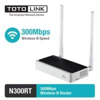 Totolink N300RT - 300Mbps Wireless N Router - 2 Antena 3Thn Garansi