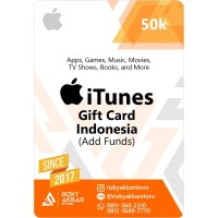 iTunes - IGC - Indonesia - 50- Add Funds