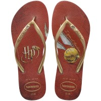 Havaianas Slim Harry Potter 1440-Red - Sandal Wanita