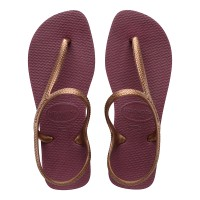 Havaianas Flash Urban 3282-Bordeaux - Sandal Wanita
