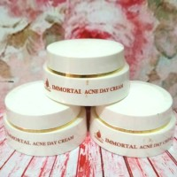 Immortal Acne Day Cream - Sunblock Kulit Berjerawat - Sunblock Acne
