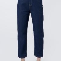 The Executive Basic Mom Jeans 5-LPDKEY120D038 Dark Blue