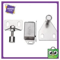 Magnetic Door Stopper Stainless Steel Door Suction Catch Upstart