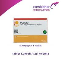 Maltofer Chew 30 tablet kunyah atasi anemia