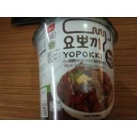 Yopokki/Topokki JJAJANG HALAL Rice Cake CUP 140 Gr Import ASLI KOREA