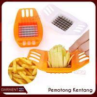 Pemotong Kentang Goreng Pisau Potong French Fries Potato Cutter