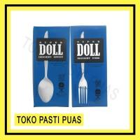 Sendok Makan Doll 403 dan Garpu Makan Doll 401