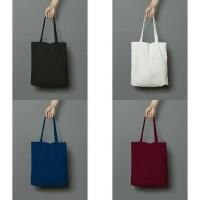 KAYSER Totebag / Goodiebag/ Tas Tote Bag Bahan Drill Polos tanpa sablo