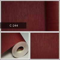 Wallpaper Sale Ready Maroon Polos 53CM X 10M