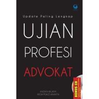 [Buku] Update Paling Lengkap Ujian Profesi Advokat