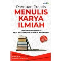 [Buku] Panduan Praktis Menulis Karya Ilmiah
