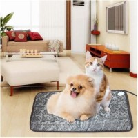 Matras penghangat anjing kucing hewan Dog cat heating pad 45 x 45