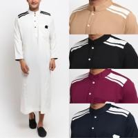 CORDOVA Jubah Gamis Pakaian Gamis Pria Al Isra Busana Muslim Pria