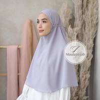 Bergo Maryam Tali Maula Hijab Kerudung Jilbab Instan Diamond Terbaru