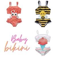 Baju Renang Tankini Bikini Swimsuit Anak Bayi Balita Perempuan SW2012
