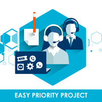 Priority Support PROJECT - Easy Accounting System