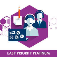Priority Support PLATINUM -Easy Accounting System