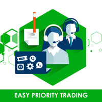 Priority Support TRADING - Easy Accounting System