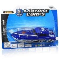 Mainan Kapal Marine Corps Interpol Boat
