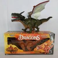 Dino Mystical Dragon/ Naga Bersayap