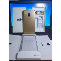 SAMSUNG GALAXY A8 PLUS RAM 6GB ROM 64GB SECOND EX SEIN RESMI