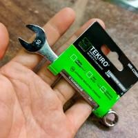 Kunci Ring pas TEKIRO 10mm Combination wrench 10 mm
