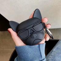 Huawei Freebuds 3 Cool Dog Silicone Case Bumper