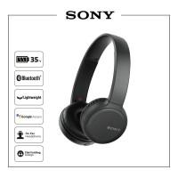SONY WH-CH510 Black Wireless Headphones