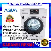 Mesin Cuci Front Loading Aqua Japan 7KG- 700829qd