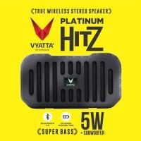 VYATTA Platinum Hitz TWS Speaker - Stereo, Bluetooth, USB/TF-MEGA BASS