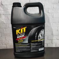 Kit Black Magic Tire Gel Gallon 4 Liter