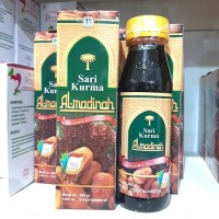 Sari Kurma Al Madinah herbal sakit DBD