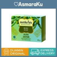 Mustika Ratu Body Soap Olive Oil Zaitun - 85 gr