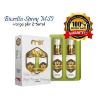 Msi Bio Zetta Spray BioZetta Msi Original Kemasan 2 botol