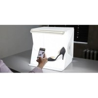 Magic Box Midio Mini Studio Foto Portable Light Box with led