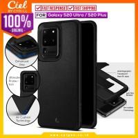 Case Samsung Galaxy S20 / Ultra / Plus Spigen Ciel Leather Casing