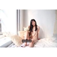 ELLIPSES.INC Set Fashion Wanita Nyaman Dipakai / Homey Set