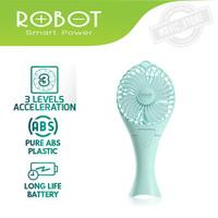 Mini Fan Portable Robot RTBF07 Kipas Angin Mini USB Design Mermaid