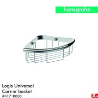 Hansgrohe Logis Universal Corner basket / Rak Corner Kamar Mandi