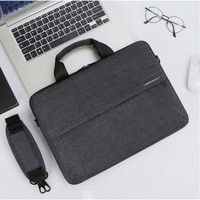 Tas Laptop /Macbook BRINCH Selempang Messenger Bag 14 15 inch