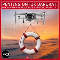 ✅ THROWER KAITAN LEMPAR BARANG DARI DRONE DJI Mavic Air 2 DARURAT