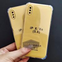 iPhone X , XS Anti Crack Case Casing / Anticrack softcase case