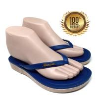 Sandal Wanita NE VIII 1002 - Sendal Jepit Wanita - Navy