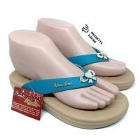 Sandal Wanita Anti Air - Sendal Wanita New Era Model Pita - Tosca
