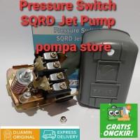 Otomatis JET PUMP & SEMI Squar D Pressure Switch Part Pompa Air SAN-EI