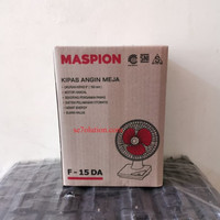 kipas angin meja Maspion 6 inch