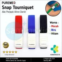 Puremed Snap Tourniquet / Torniket / Alat Penjepit Aliran Darah