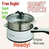 Multi Cooker EcoHome 5in1 Serbaguna,masak jadi mudah dan praktis