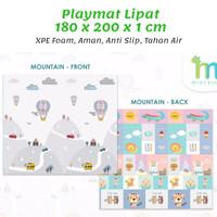 Play Mat Playmat Multifungsi-Matras Bayi-Karpet Bermain Anak Minitiny